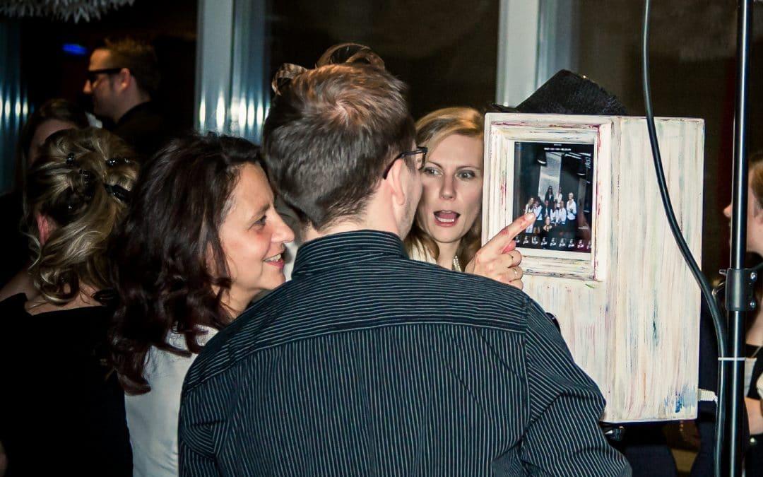 Darf ich vorstellen – Unsere Photobooth!